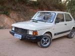 Foto Fiat Spazio CL 1.3 8V Bege 1983