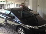Foto Honda Civic Exs 12 Preto c/ teto Plc de Goiania...