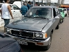 Foto Toyota Hilux caminhonete diesel, cabine dupla 1997