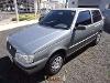 Foto Fiat Uno Mille Fire 1.0 2005 Prata 02 Portas -...