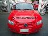Foto Volkswagen gol 1.0 8V (G4) 4p 2011/ flex vermelho