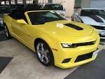Foto Chevrolet Camaro Amarelo 2014
