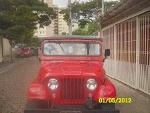 Foto Jeep Willys Conversivel Maravilhoso Troca Buggy...