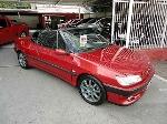 Foto Peugeot 306 Cabriolet 2p 1995 Gasolina VERMELHO