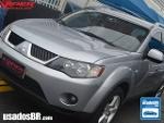 Foto Mitsubishi Outlander Prata 2008/ Gasolina em...