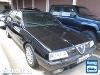 Foto Alfa Romeo 164 Preto 1995 Gasolina em Goiânia