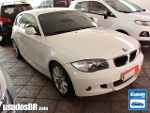 Foto BMW 118i Branco 2011/2012 Gasolina em Goiânia
