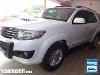 Foto Toyota Hilux SW4 Branco 2014 Diesel em Brasília