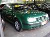 Foto Volkswagen golf 1.6 4P 2001/ Gasolina VERDE