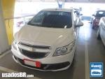 Foto Chevrolet Onix Branco 2014/ Á/G em Brasília