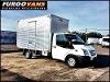 Foto Ford Transit Chassi + Bau De Aluminio...