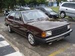 Foto Volkswagen Passat Marrom 1980