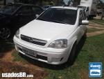 Foto Chevrolet Corsa Sedan Branco 2010/2011 Á/G em...