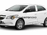 Foto Chevrolet onix lt 1.0 flex 2015/ flex branco
