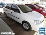 Foto Chevrolet Corsa Sedan Branco 2007/2008 Á/G em...