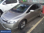 Foto Honda Civic EX 1.6 4P Flex 2010/2011 em Uberlândia