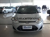 Foto Ford fiesta hatch 1.6 8V 4P 2010/2011 Flex PRATA