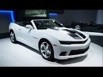 Foto Chevrolet Camaro 6.2 Ss Conversível V8