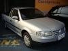 Foto Volkswagen saveiro g4 1.6 total flex - prata -...