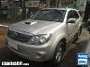Foto Toyota Hilux SW4 Prata 2008 Diesel em Goiânia