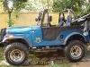 Foto Jeep Willys CJ5 Trilha Trial aceito troca...