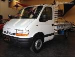 Foto Renault master 2.5 dci chassi cabine l2h1 16v...