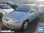 Foto Chevrolet Celta Prata 2003/2004 Gasolina em...