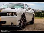 Foto Dodge challenger 6.1 srt8 hemi v8 16v gasolina...