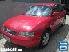Foto Audi A3 Vermelho 2002/2003 Gasolina em Brasília