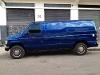 Foto Ford Econoline E 350 Van Furgão V8 Diesel...