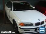 Foto BMW 323i Branco 2000/ Gasolina em Goiânia