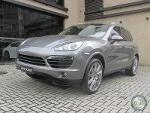 Foto Porsche cayenne 4.8 S 4X4 V8 32V 4P 2013 CINZA...
