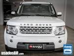 Foto Land Rover Discovery-4 Branco 2013 Diesel em...