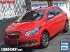 Foto Chevrolet Onix Vermelho 2013/2014 Á/G em Goiânia