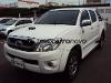 Foto Toyota hilux 2011/ diesel branco