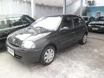 Foto Renault/clio Rl 1.0, 2002/2003, Preta, 4portas
