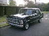 Foto Ford F1000 Cabine Duple 1987 Turbo Diesel...