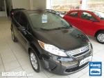 Foto Ford Fiesta Hatch (New) Preto 2011/2012 Á/G em...