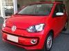 Foto Volkswagen Up! Black / White / Red Manual