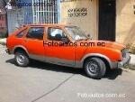 Foto Chevrolet chevette 1981, Guayaquil