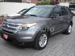 Foto Ford explorer usd 52 000.00, 2012, QUITO