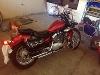 Foto Yamaha v star 250cc
