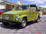 Foto Volkswagen Safari Tipo 181 Thing Convertible 1974
