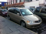 Foto Honda Odyssey EX Aut 2000 en San Luis Potosi...