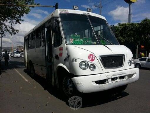 Foto Camion urbano de pasajeros mercedes benz en México