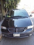 Foto Chrysler Grand Voyager Minivan 2000