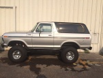 Foto Ford Bronco Custom
