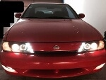 Foto Nissan lucino 2p gsr 5vel deportivo en México