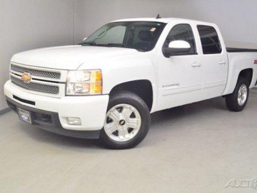 Foto Chevrolet silverado 2013