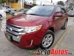 Foto Ford edge 5p 3.5 limited v6 piel sunroof at 2013